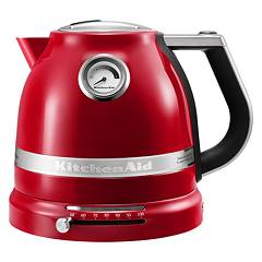 Kitchenaid 5kek1522eer 1.5 l artisan boiler - imperial red - 3 years warranty Ikek1522 R