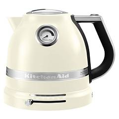 Kitchenaid 5kek1522eac 1.5 l artisan boiler - cream - 3 years warranty Ikek1522ac