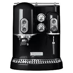 Kitchenaid 5kes2102eob Artisan coffee machine - black onice - 3 jahre garantie Ikes2102 B