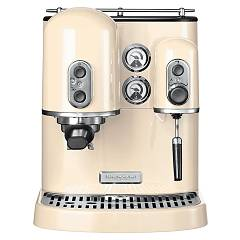Kitchenaid 5kes2102eac Artisan coffee machine - creme - 3 jahre garantie Ikes2102ac