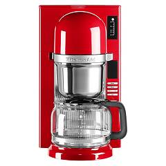 Kitchenaid 5kcm0802eer Machine for coffee pressfilter - rosso imperiale - 3 years warranty Ikcm0802er