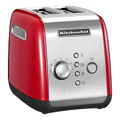 Kitchenaid Ikmt221 R Toaster 2 compartments - imperial red
