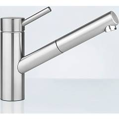 Photos 2: Kwc 10.271.103.700FL Inox Kitchen mixer with shower - inox