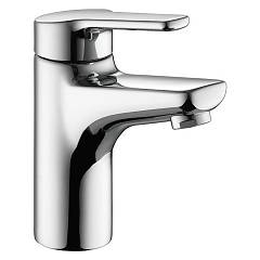 sale Kwc 12.361.071.000fl - Piana Basin Mixer - Chrome Without Drain