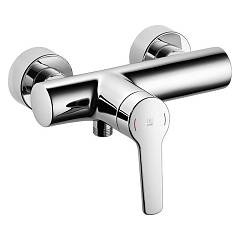 sale Kwc 21.362.330.000 - Piana Shower Mixer Wall Mounted - Chrome No Shower
