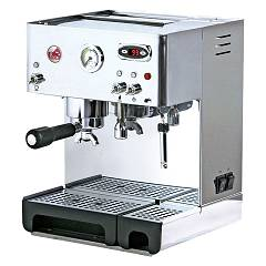 La Pavoni Pbrpid Double boiler coffee machine - stainless steel Probar Pid