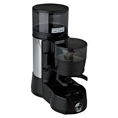 La Pavoni Jdl - Jolly Dosato Lusso Coffee grinder - black and chrome Jolly