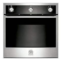 La Germania F670d9x/12 60 cm stainless steel gas oven Futura