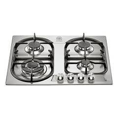 La Germania P6801d9x/19 Recessed cooking top cm. 60 - inox