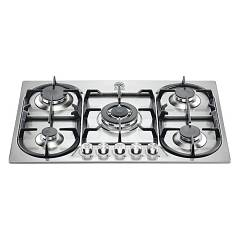 La Germania P7101d9x/19 Recessed cooking top cm. 75 - inox