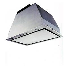Lav.in L020n05f02 - Gi01 Built-in hood cm. 53 - stainless steel - engine 800 m³ / h