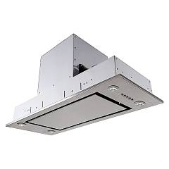 Lav.in L021n07f02 - Gi02 Built-in hood cm. 70 - stainless steel - engine 800 m³ / h