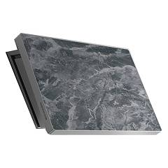 Lav.in L038p09e45 - Slate Wall hood cm. 80 - graues orobico