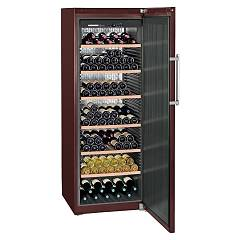 Liebherr Wkt 5551 The wine cantina cm. 70 h 192 - bottles 253 - bordeaux-red free-standing