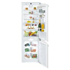 Liebherr Sicn 3386 Fridge-freezer cm. 56 h 178 - litres 255 combined integrated side-by-side Premium