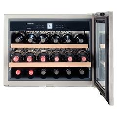 Liebherr Wkees 553 El vino cantina cm. 59 h 45 integrable Grand Cru