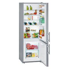 Photos 3: Liebherr CUEF 2811 Freezer cm. 55 h 161 - 263 liters - combined free-standing silver