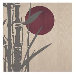 Lignis Nature Bamboo Cold Cadre cm. 75 x 75 Dolcevita
