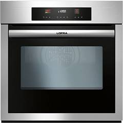 Lofra Fqs6tee Built-in multifunction electric oven cm. 60 - stainless steel Gemma