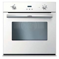 Lofra Fovb66ge Gas built-in oven cm. 60 - white Gaia