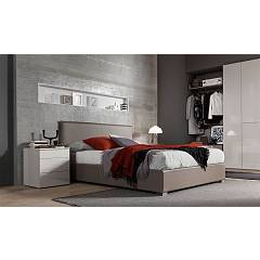 Mab City Padded double bed