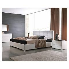 Mab Desy Box Double bed up with container