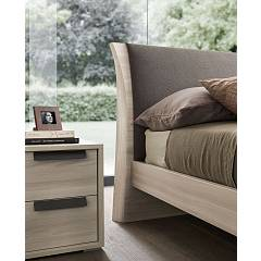 Photos 3: Mab JOY Double bed in wood