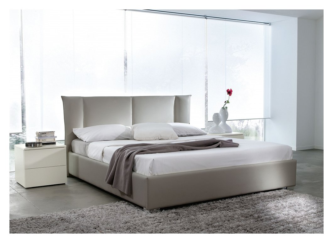 Photos 1: Mab MAGIC Padded double bed
