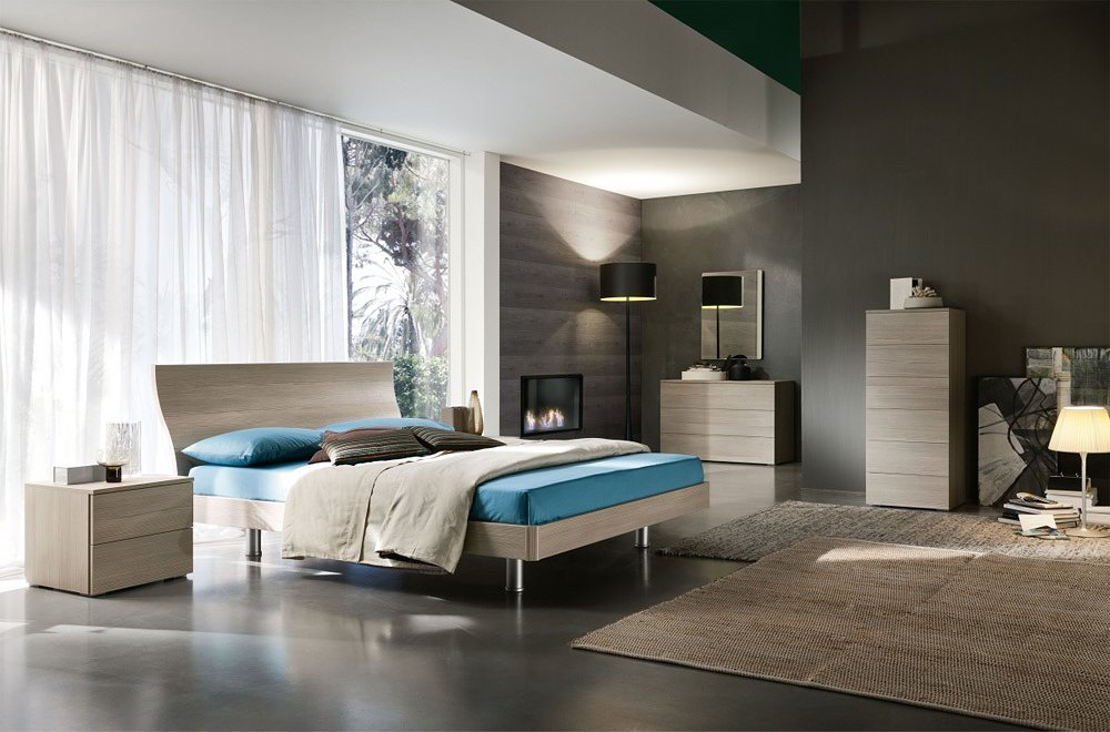 Photos 1: Mab MIXER Bed a square and half in wood