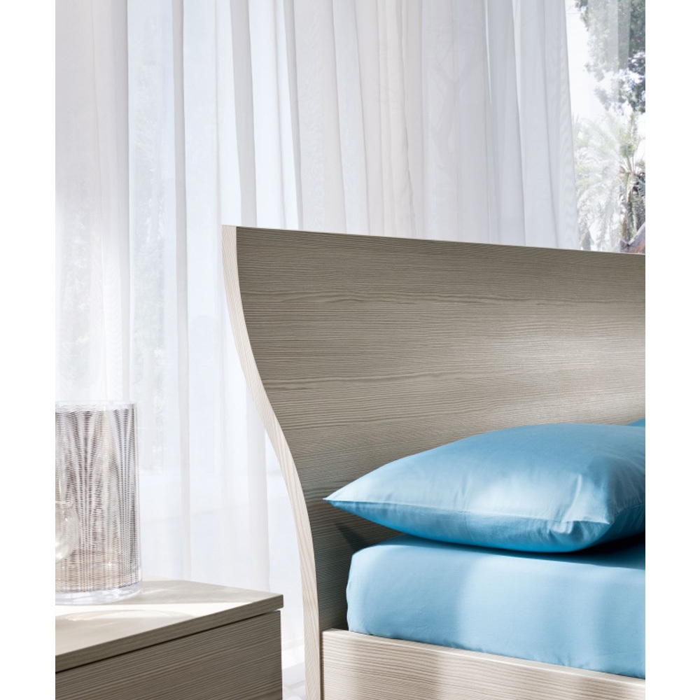 Photos 2: Mab Double bed in wood MIXER