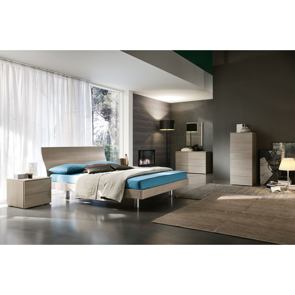 Photos 1: Mab Double bed in wood MIXER