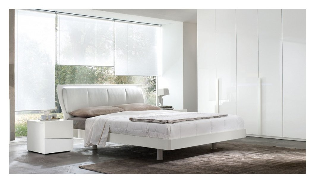 Photos 1: Mab MUSA Bed a square and half in wood