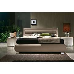 Photos 2: Mab ODEON Padded double bed