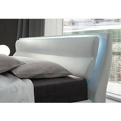 Photos 3: Mab ODEON Padded double bed