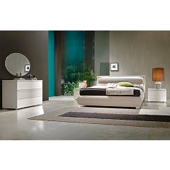 Photos 4: Mab ODEON Padded double bed