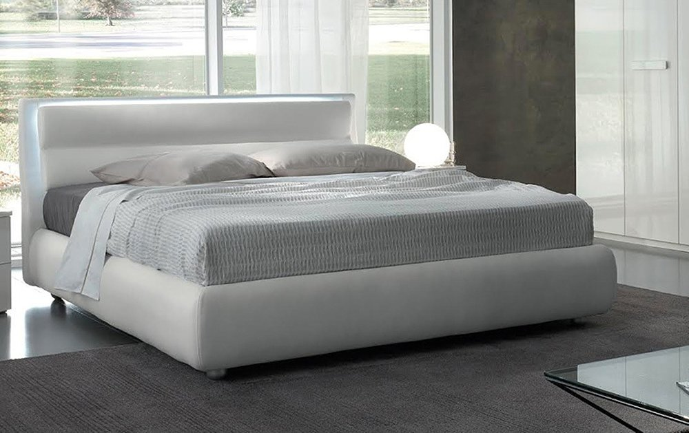 Photos 1: Mab ODEON Padded double bed