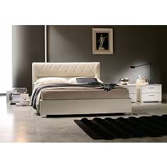 Mab Queen Bed oblazinjeno