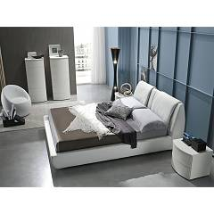 Mab Relax Padded double bed