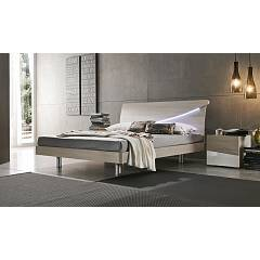 Mab Tai Box Double bed wooden with box