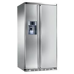 Mabe Ore 30 Vgc Elegance - Ore30vgcsstxe Freezer cm. 92 x 84.3 xh 180 lt. 840 - stainless rounded edges - square handles