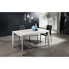 Max Home Big Flat Extendible table l. 160 x 90