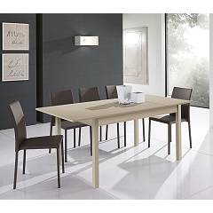 Photos 2: Max Home Extendible table l. 120 x 80 OMNIA 120