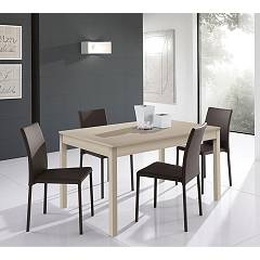 Max Home Omnia 120 Extendible table l. 120 x 80