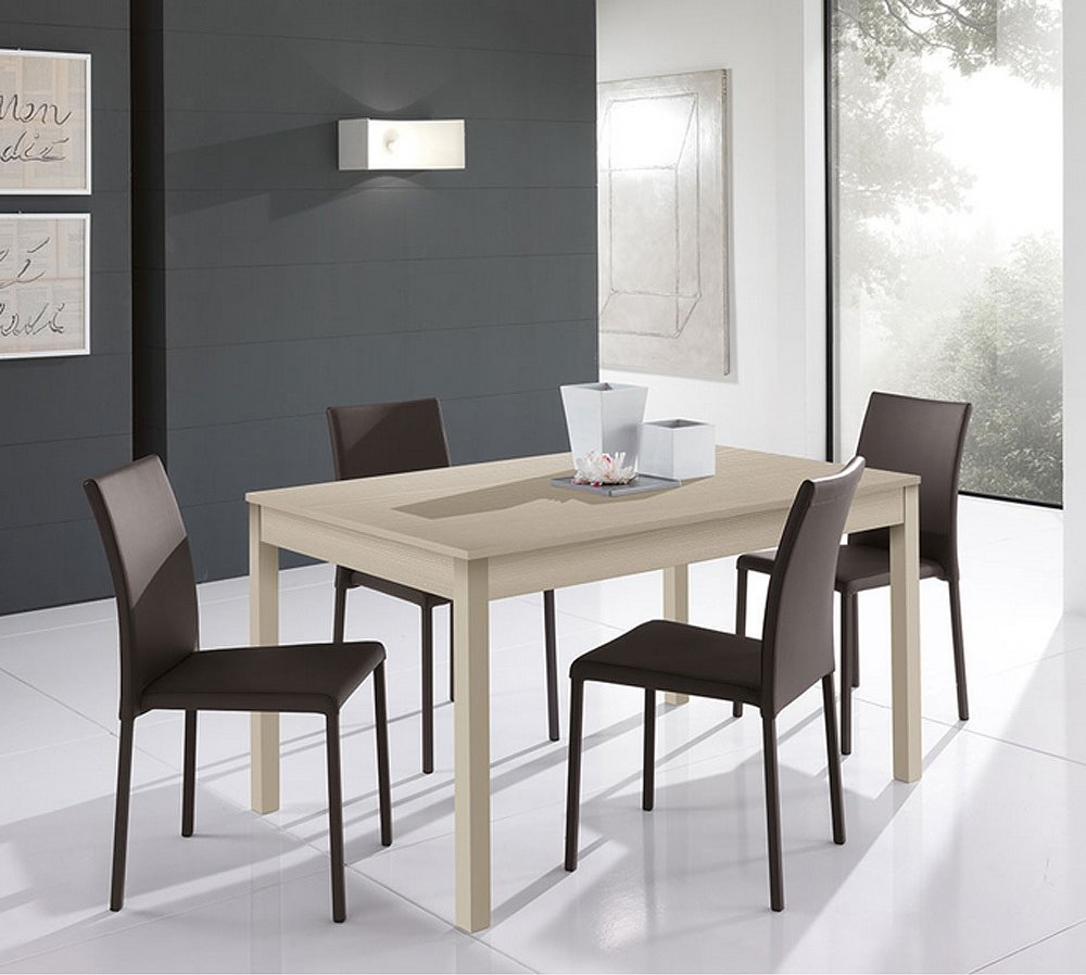 Photos 1: Max Home Extendible table l. 120 x 80 OMNIA 120