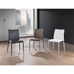 Max Home Emmy Chair covered in eco-leather