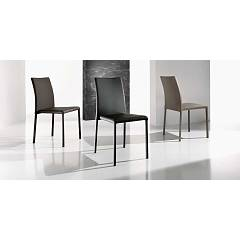 Max Home Betty Chair covered in eco-leather