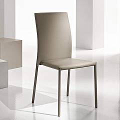 Max Home Adria Chair covered in eco-leather