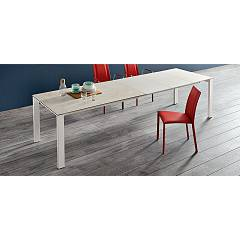 Midj Badu Xl Extendible table l. 110 x 80