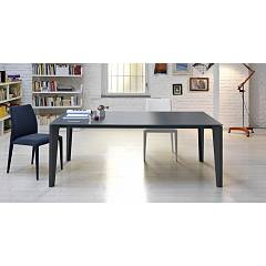 Midj Diamante Extendible table l. 120 x 80