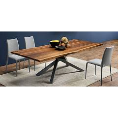 Midj Pechino Fixed table l. 250 x 106